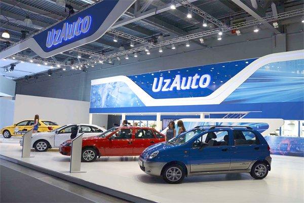 Автопром Узбекистана