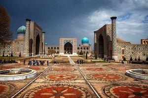 Туры. Узбекистан. 1