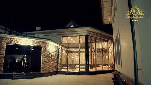Отель в Бухаре «Emir's Garden»._08