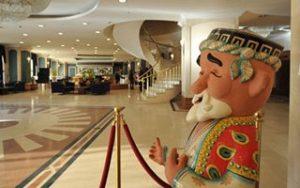 Выбор отеля в Узбекистане