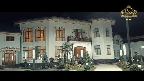 Отель в Бухаре «Emir's Garden»._06