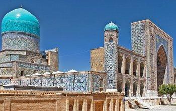 Туры в Узбекистан из Уфы