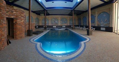 Отель в Бухаре «Emir's Garden»._16