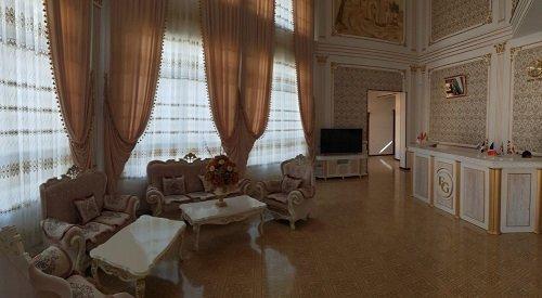 Отель в Бухаре «Emir's Garden»._19