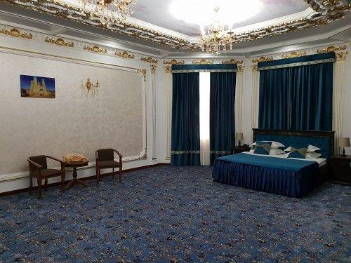 Отель в Бухаре «Emir's Garden»._21