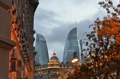 TRAVEL IN AZERBAIJAN