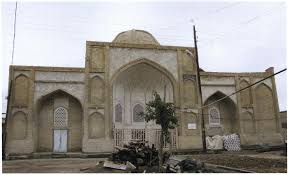 Монументы Бухары Узбекистан_04