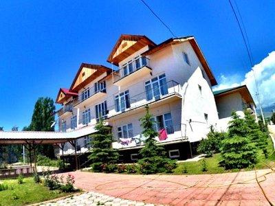 Гостевой дом в Киргизии
