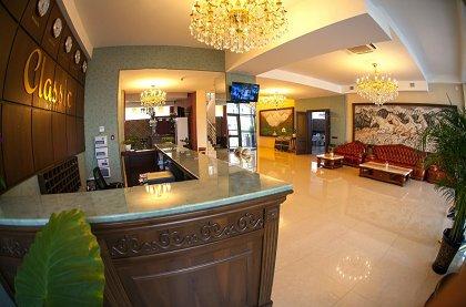 Отель Classic. г.Ош