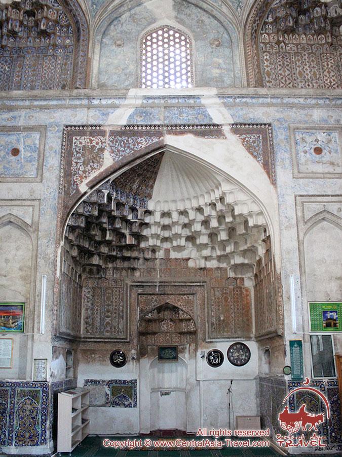 Монументы Бухары Узбекистан_03