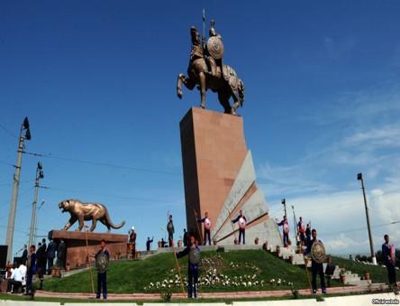 Тур вокруг озера Иссык-куль