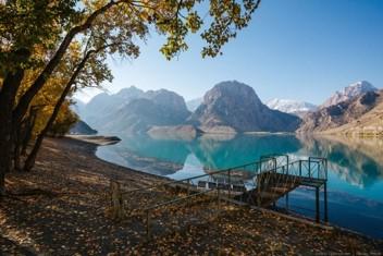 Tajikistan - Fann Mountains_03