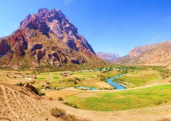 TAJiKiSTAN – Fann mountains
