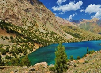 Tajikistan - Fann Mountains_01