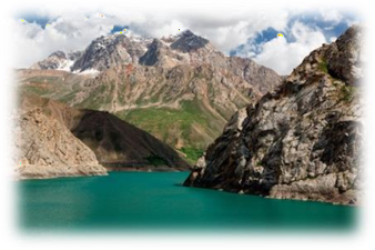 TAJiKiSTAN – Mountains 4 Day Tour
