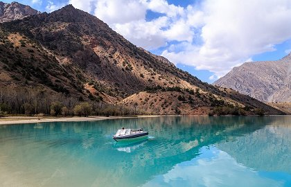 Туры в Таджикистан Согдиана