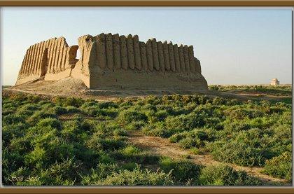 Влияние Шелкового пути на развитие Туркменистана.