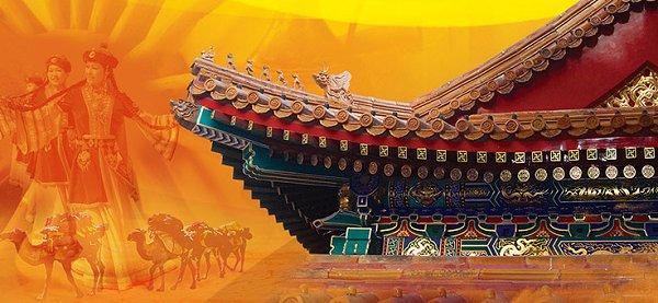 Китай – начало Великого Шелкового пути