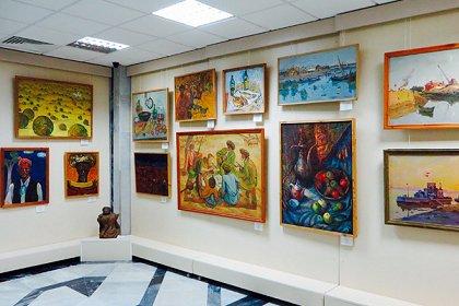 Нукус. Государственный музей искусств им. И. В. Савицкого.