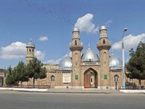 Достопримечательности Намангана Узбекистан