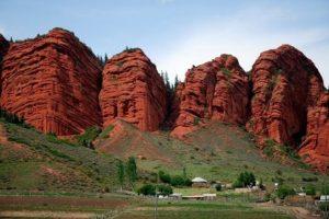 Туры в Киргизию. Отдых. Путешествия