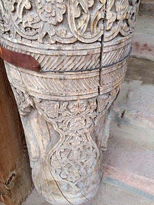 Monuments • Tashkent • Ming-urik 11