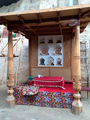 Monuments • Tashkent • Ming-urik 14
