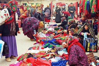 Культура Туркменистана. Базары