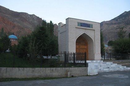 Селение Панджурд в Таджикистане