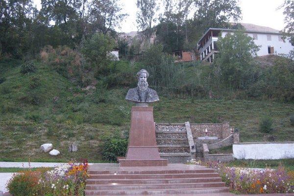 Селение Панджурд в Таджикистане.01