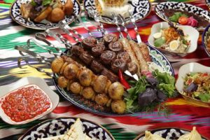 Национальная кухня таджикистана