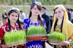 Праздники в таджикистане