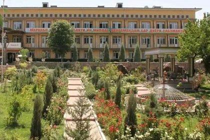 Санаторий Зумрад в Таджикистане