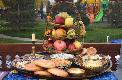 Национальные таджикские блюда