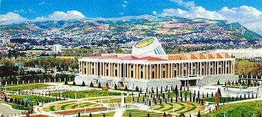 Информация о Таджикистане