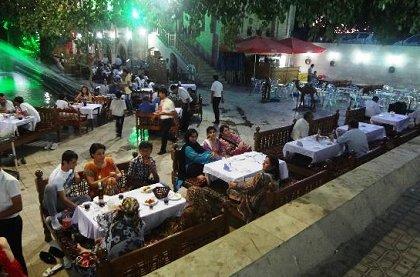 Ресторан Ляби Хауз Бухара