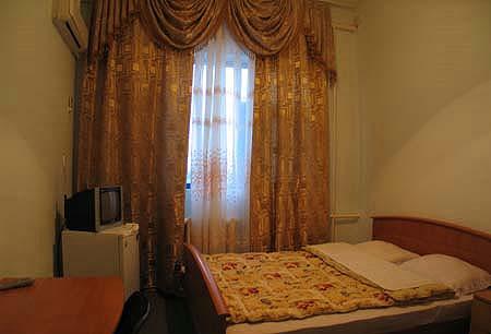 Отель Узбой Туркменистан_02
