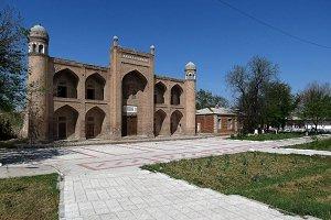 Узбекистан. Джизак