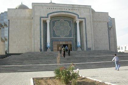 Музеи Термеза