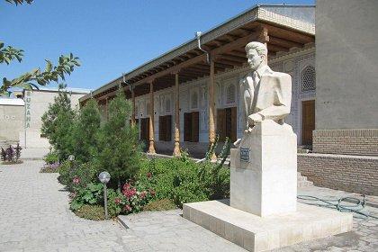fize13 croped - Мемориальный дом-музей Файзуллы Ходжаева
