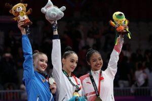 Развитие женского спорта