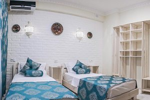 "Гостиница ""Анор"" в Бухаре. Узбекистан"
