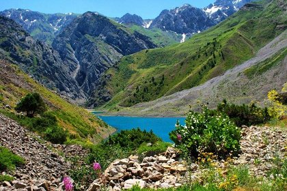 Горы Узбекистан. Туры