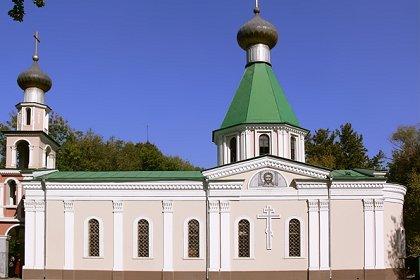 Храм святого равноапостольного великого князя Владимира Ташкент