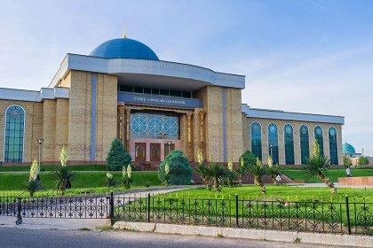 Центр национальных искусств, Ташкент