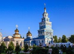Церкви и храмы ташкента