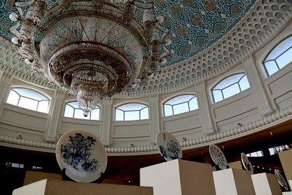 Музеи Ташкента. Галлерея изобразительного искусства
