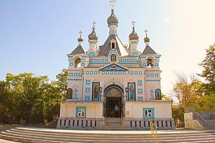Храм Александра Невского в Ташкенте_10