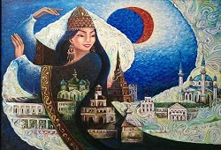 Мифы и легенды узбекистана