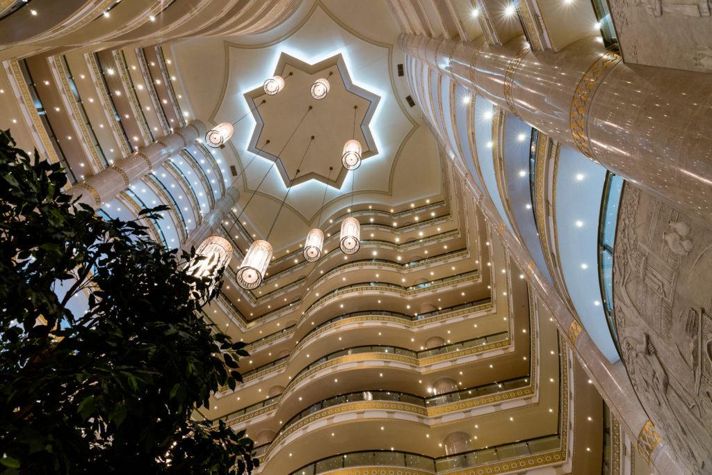 Отель в Ашхабаде Огузкент. Блог